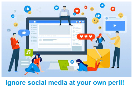 Ignore social media at your own peril